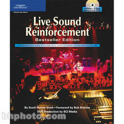 Cengage Course Tech. Book/DVD: Live Sound Reinforcement
