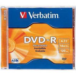 Verbatim DVD-R 4.7GB Disc