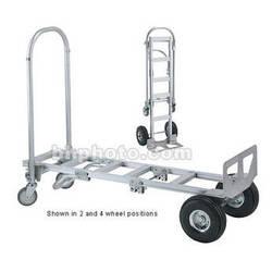 Wesco Spartan Senior Convertible Handtruck (Weight Capacity: 1000 lb with 4 Wheels)