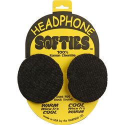 Garfield Headphone Softie Earpad Covers (Black, Pair)
