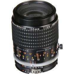 Nikon Micro-NIKKOR 105mm f/2.8 Lens