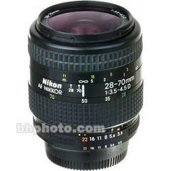 Nikon 28-70mm f/3.5-4.5 D-AF Autofocus Lens