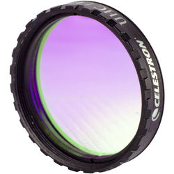 "Celestron Ultra High Contrast Light Pollution Reduction Filter (1.25"")"