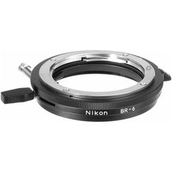 Nikon BR-6 Auto Diaphragm Ring for Reverse Mount Lenses