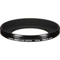 Sigma 52mm Adapter Ring for EM-140