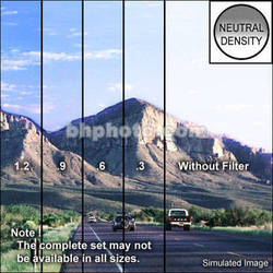 """Tiffen 4 x 5.65"""" Neutral Density 0.3 Filter"""
