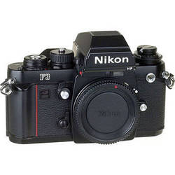 Nikon F3HP 35mm SLR Manual Focus Camera Body