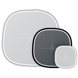 "Lastolite EZYBalance Grey/White Card - 20"""