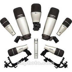 Samson 8-Piece Drum Microphone Kit