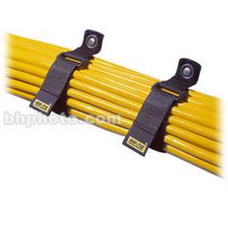 "Rip-Tie CinchStrap-EG 1.0x10"" (Black, 10 Pack)"