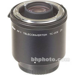 Nikon TC-20E 2x Teleconverter for D-AF-I