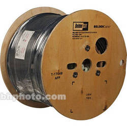 Belden 1694A RG6 Low Loss Serial Digital Coaxial Cable (500', Black)