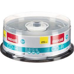 Maxell CD-R 700MB Disc (25)