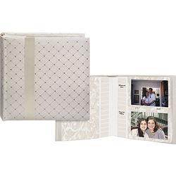 Pioneer Photo Albums DA-200FDR Wedding Designer Memo Album (Ivory)