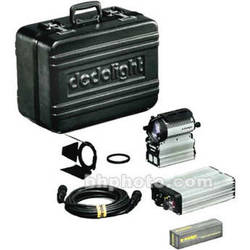 Dedolight 200W Sundance HMI 1 Light Hard Kit Case (90-260V)