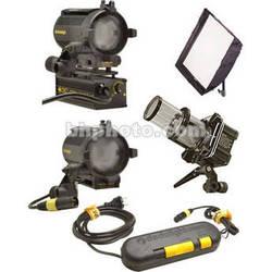 Dedolight Master Compact 3-Light Kit