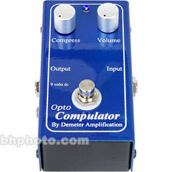 Demeter COMP-1 Compulator Compression Effect Pedal