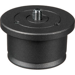 Manfrotto 400PL-HIG Quick Release Plate (44mm) for 400 Deluxe Geared Head