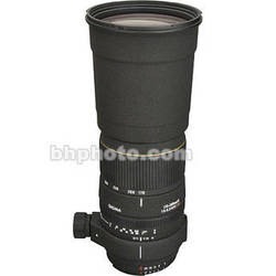 Sigma Zoom Telephoto 170-500mm f/5-6.3 APO DG Aspherical AF Lens