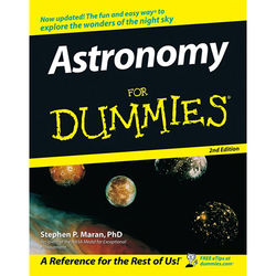Wiley Publications Book: Astronomy For Dummies, 2nd Edition