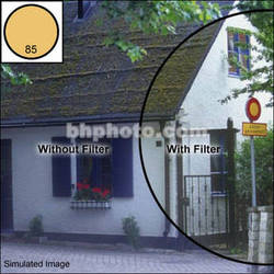 "Schneider 4x4"" 85 Color Conversion Water White Glass Filter"