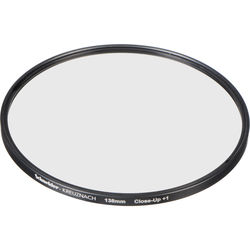 Schneider 138mm Water White +1 Full Field  Diopter Lens (Close-up Filter)