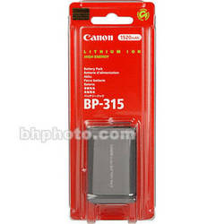 Canon BP-315 Lithium-Ion Battery (1520mAh)