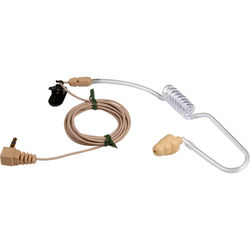 Voice Technologies VT600T - IFB Earpiece with Coiled Tube
