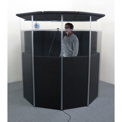 ClearSonic IsoPac E Vocal Booth (Dark Grey)