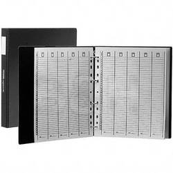 Paterson Negative Filing System for 120/220 Film - 25