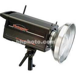 Photogenic PLR2500DRC 1,000W/s PowerLight Monolight with PocketWizard Receiver (UV)
