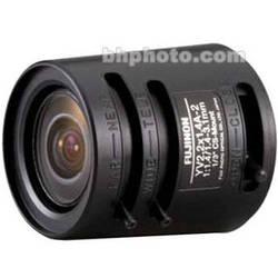 """Fujinon YV2.2x1.4A-2 1/3"""" 1.4-3.1mm CS-Mount Fish-Eye Zoom Lens"""
