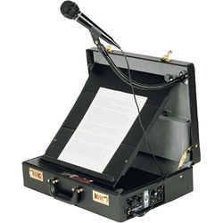 Oklahoma Sound 007HT Portable PA System in Briefcase