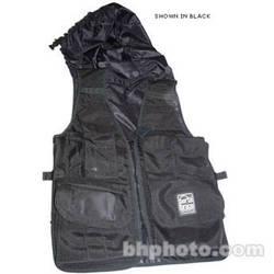Porta Brace Video Vest with Hood (X-Large, Blue)