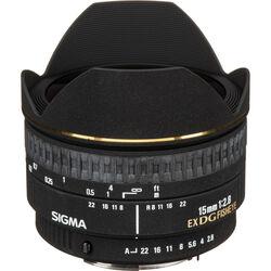 Sigma 15mm f/2.8 EX DG Diagonal Fisheye Autofocus Lens for Pentax AF