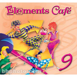 Sound Ideas Elements Cafe 9 - Imaging Elements and Sound Effects Library (Download)