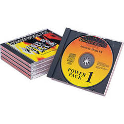 Sound Ideas Sample CD: Power Pack from Digiffects