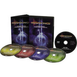 Sound Ideas Sample CD: Megasonics Sound Design Production Elements