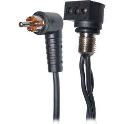 Amphibico Mini 3-pin RCA Connector Female Bulkhead