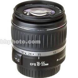Canon 18-55mm f/3.5-5.6 EFS NON-Ultrasonic Autofocus Lens