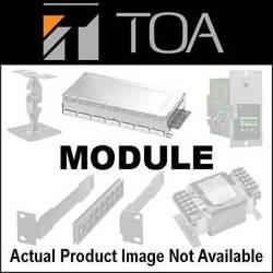 Toa Electronics U-01S - Unbalanced Line Input Module for 900 Series (Removable Terminal Block)