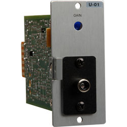 Toa Electronics U-01R - Unbalanced Line Input Module for 900 Series (RCA)