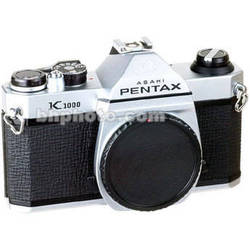 Pentax K1000 35mm SLR Manual Focus Camera Body
