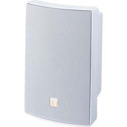 Toa Electronics BS-1030W - 70.7/100V Indoor/Outdoor Loudspeaker (White)