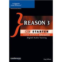 Cool Breeze CD-Rom: Reason 3 CSi Starter by Greg Williams