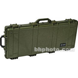Pelican 1720NF Long Case without Foam (Olive Drab Green)