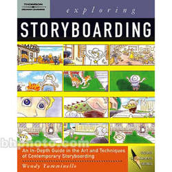 Cengage Course Tech. Book: Exploring Storyboarding