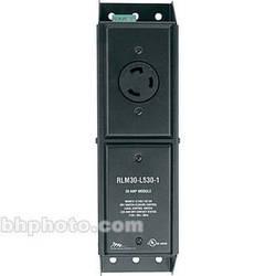 Middle Atlantic RLM30-L530-1 30A Stand-Alone Power Module w/NEMA L530 Plug