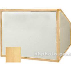 "Da-Lite Table Top Lectern - 25"" (Honey Maple Veneer)"