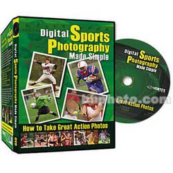 Vortex Media DVD: Digital Sports Photography Made Simple
